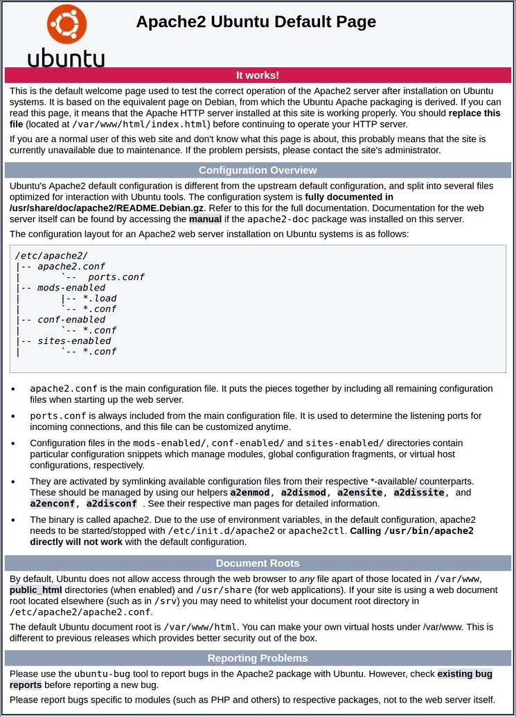 How to Install Apache Web Server on Ubuntu 20.04