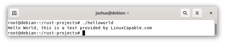 How to Install Rust on Debian 11