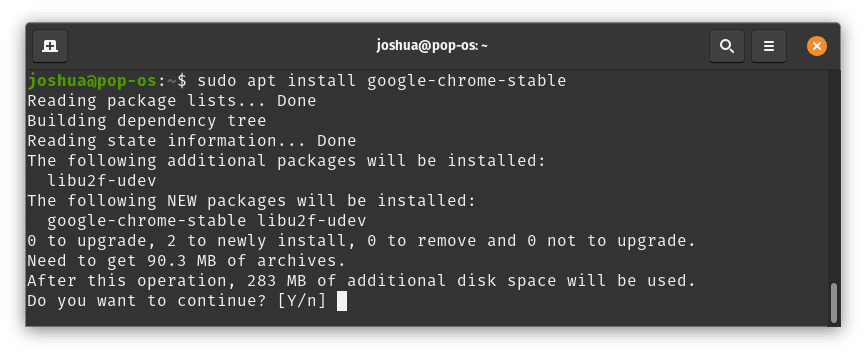 How to Install Google Chrome Stable, Beta, or Unstable on Pop!_OS 20.04